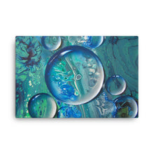 Load image into Gallery viewer, Eternal Drops Of Life - Canvas Print