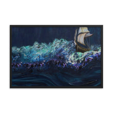 Load image into Gallery viewer, The Last Voyage: Framed Print