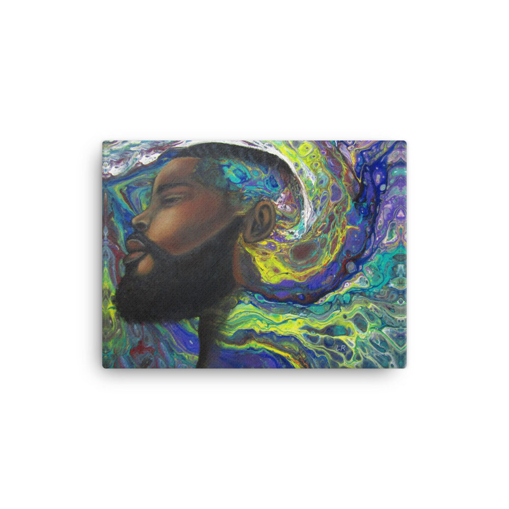 Detoxing The Matrix - Canvas Print
