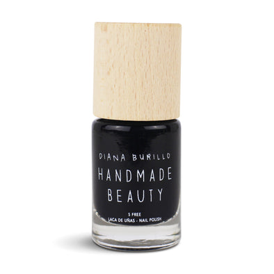 Handmade Beauty Toxic Free Nail Polish Color Blackberry - HANDMADE BEAUTY COSMETICS LLC