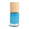 Handmade Beauty Toxic Free Nail Polish Color Blueberry - HANDMADE BEAUTY COSMETICS LLC
