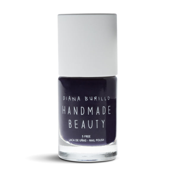 Nail Polish Non Toxic Color Grape - Handmade Beauty