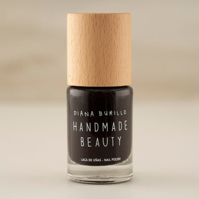 Handmade Beauty Toxic Free, Nail Polish Color Hazelnut - HANDMADEBEAUTY