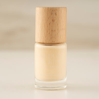 Handmade Beauty Toxic Free, Nail Polish  Color Jicama. - HANDMADEBEAUTY