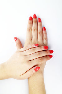 Toxic Free, Nail Polish Color Papaya