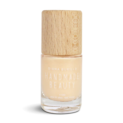 Handmade Beauty Toxic Free Nail Polish  Color Summer Creta - HANDMADE BEAUTY COSMETICS LLC