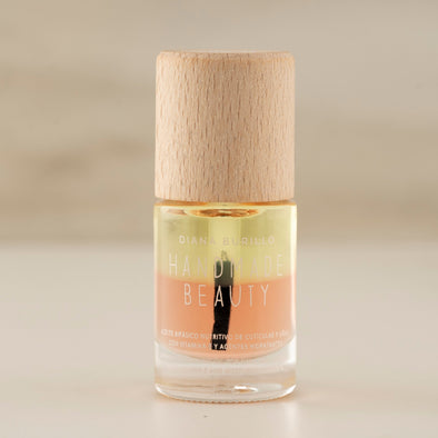 Nail Polish Non Toxic Two-Phase Oil - Handmade Beauty