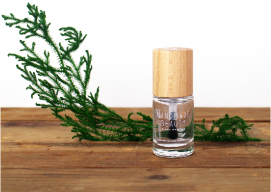 Nail Polish Non Toxic Top Coat Fast Dry - Handmade Beauty