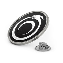 Load image into Gallery viewer, Styx Ouroboros Pewter Lapel Pin
