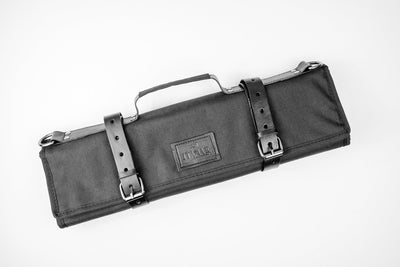 Canvas Black Out Canvas Knife Bag Itamae