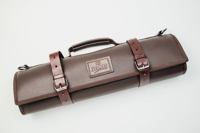 Chairo Leather Knife Bag Itamae