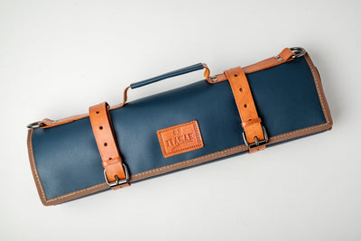 Kayio Leather Knife Bag Itamae