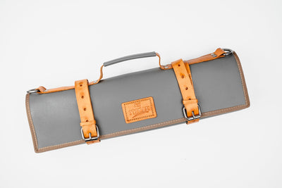 Osaka Leather Knife Bag Itamae