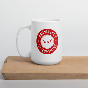 CSI Mug (Red Logo)