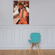 Load image into Gallery viewer, Klaccik Carpenta Paper Poster