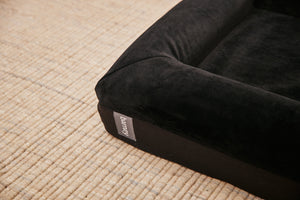 Spare Barney Bed Cover - Jet Black