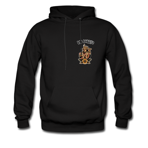 Bad King Hoodie - black