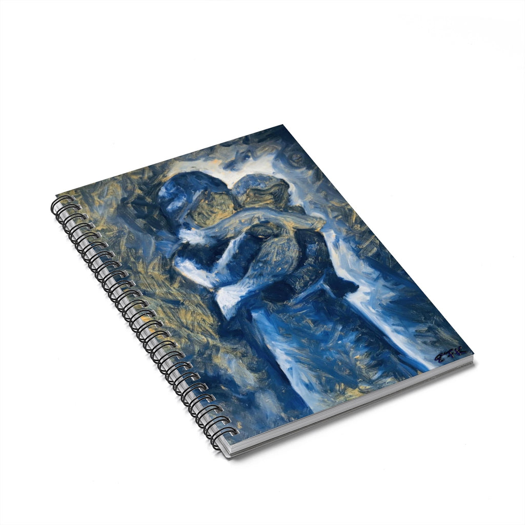 Mother's Love - Lil' Spiral Notebook - Ruled Line - EF Kelly