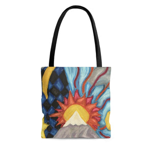 Beautiful World - Tote Bag - EF Kelly
