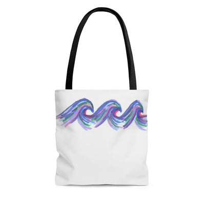 Ocean Waves - Tote Bag - EF Kelly