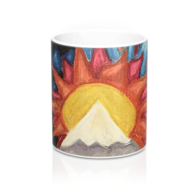 Beautiful World - Mug 11oz - EF Kelly