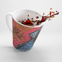 Rock This - Latte mug - EF Kelly Design