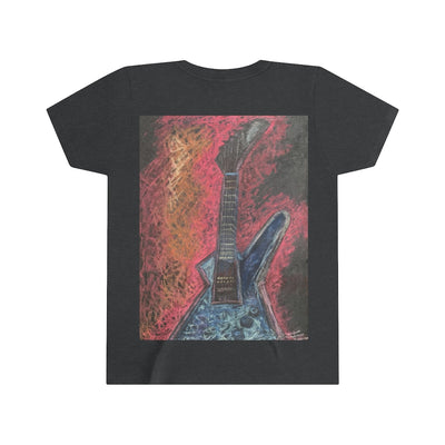 Rock This - Youth Short Sleeve Tee - EF Kelly Design