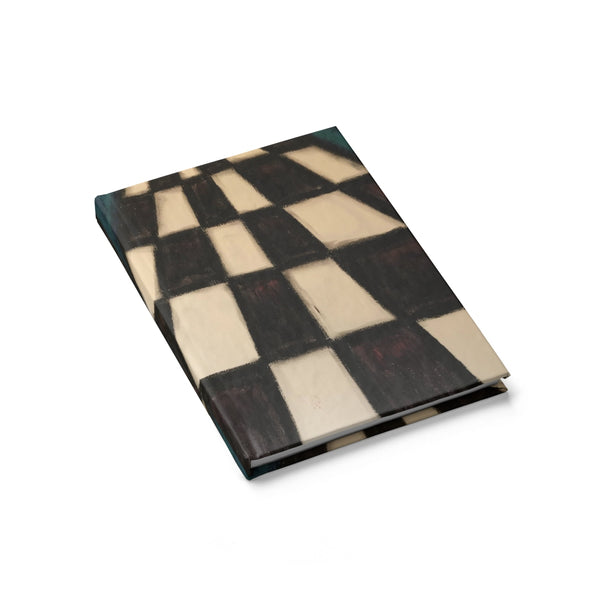 Checkerboard - Lil Sketchbook - Blank