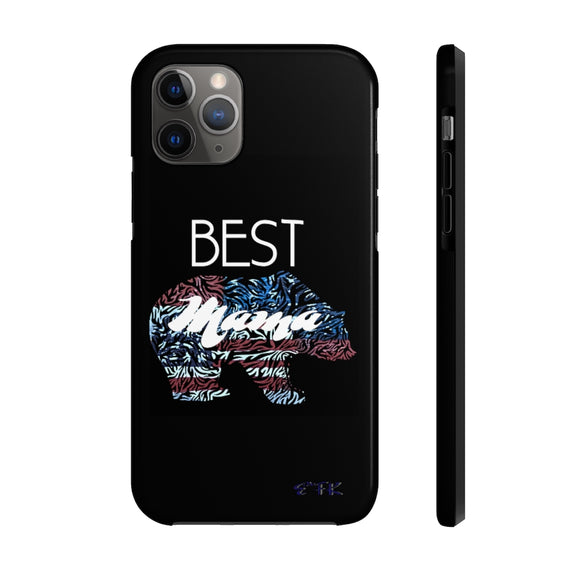 Best Mama Bear Case Mate Tough Phone Case