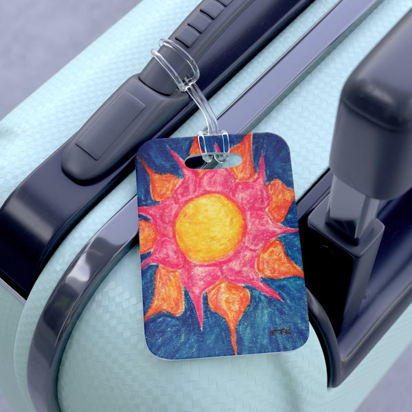 Sun Shiny Day - Bag Tag - EF Kelly