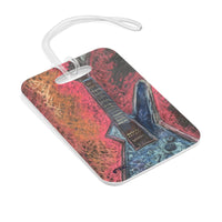 Rock This - Luggage Tag with EF Kelly Design