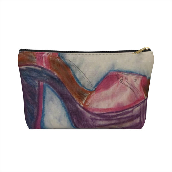 Wear Big Shoes - Accessory Pouch with T-bottom - EF Kelly