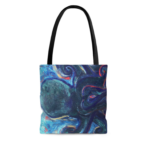 Octopus - Tote Bag - EFK