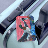 Mallard Duck Bag Tag, Luggage Tag