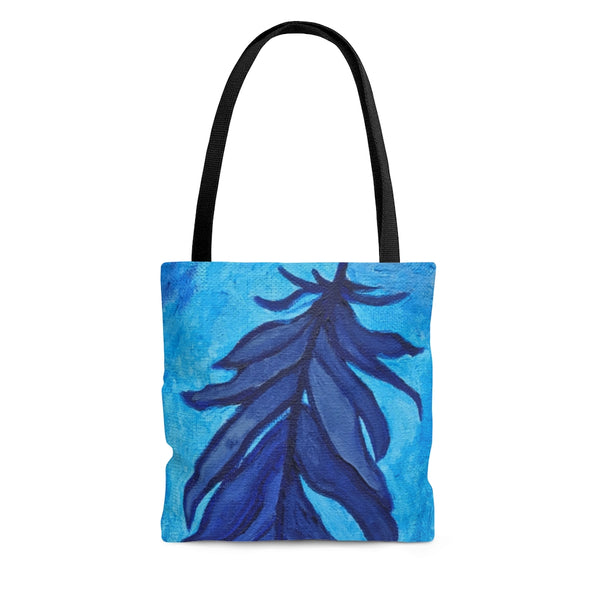 Feather Tote Bag, Boho Feather, Bag