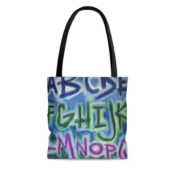 ABZ - Tote Bag - EF Kelly Design