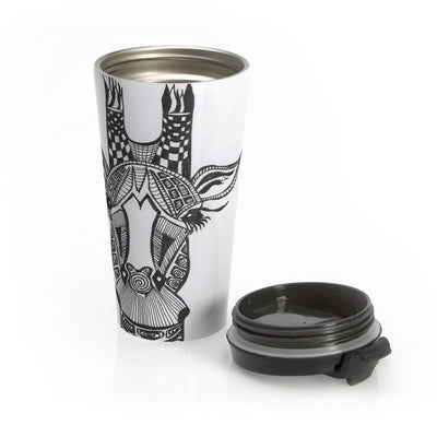 BW Giraffe - Stainless Steel Travel Mug - EFK