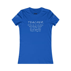 Teacher Tee, Women's Shirt, Teacher Gift, Educational Multi-Tasking Rockstar, S-2XL
