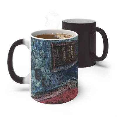 Rock This - Color Changing Mug - EF Kelly Design