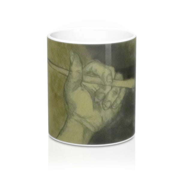Ready to Paint - Mug 11oz - EF Kelly Design