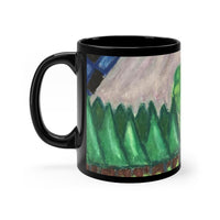Mug 11oz - Beautiful World - Gift - EF Kelly