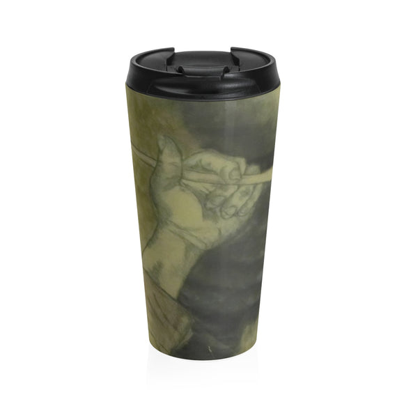 Ready to Paint - Stainless Steel Travel Mug - EF Kelly Design