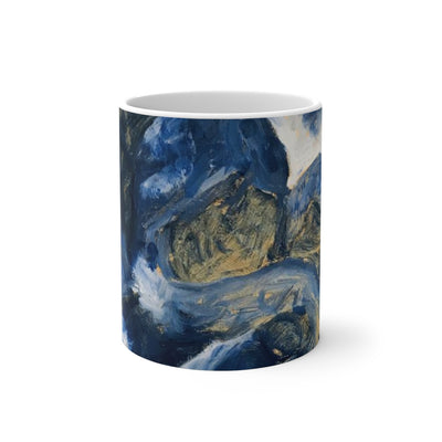 Mother's Love - Color Changing Mug - EF Kelly