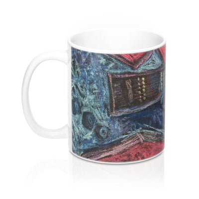 Rock This - 11oz Coffee Mug - EF Kelly Design