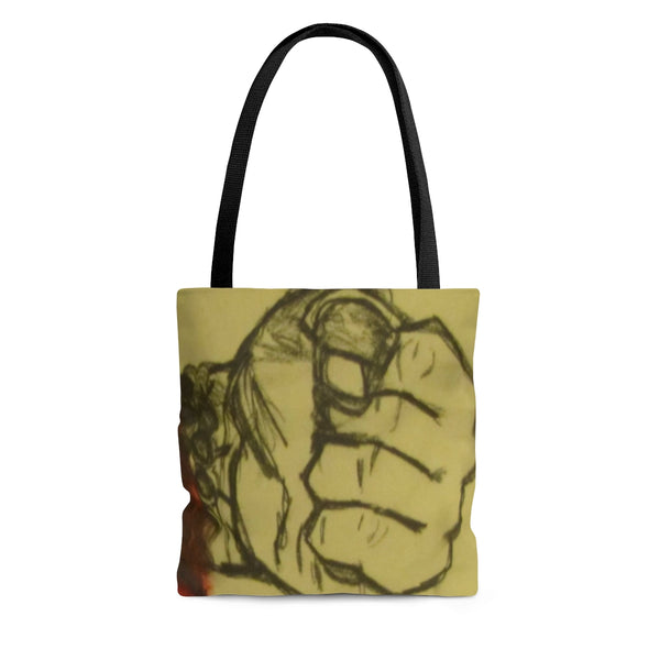 Fight - Tote Bag - EF Kelly