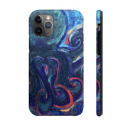 Phone Case, iPhone Case, iPhone 7 Case, iPhone 8 Case, iPhone 11 of OCTOPUS