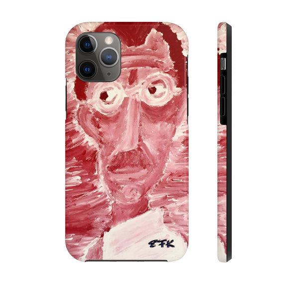Phone Case, iPhone Case, iPhone 7 Case, iPhone 8 Case, iPhone 11 of RED MAN