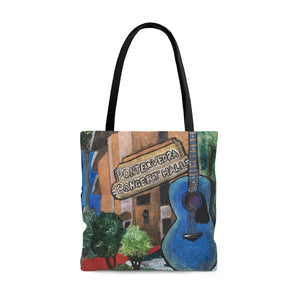 Ponte Vedra Concert Hall Tote Bag