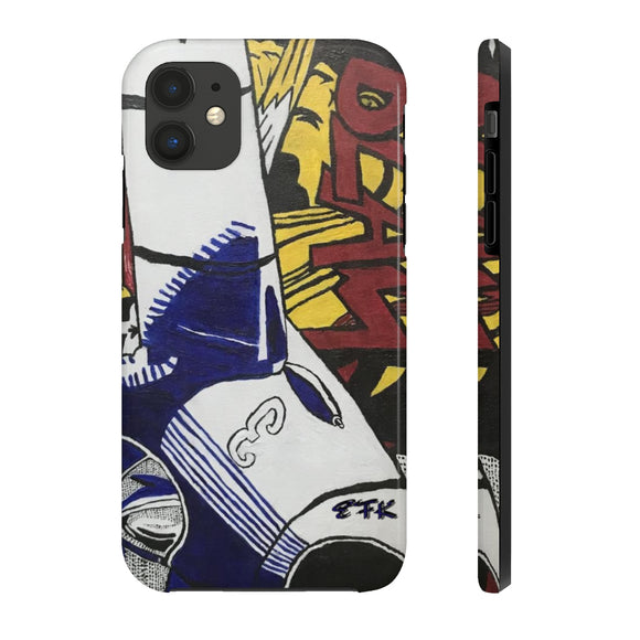 Phone Case, iPhone Case, iPhone 7 Case, iPhone 8 Case, iPhone 11 of BLAM