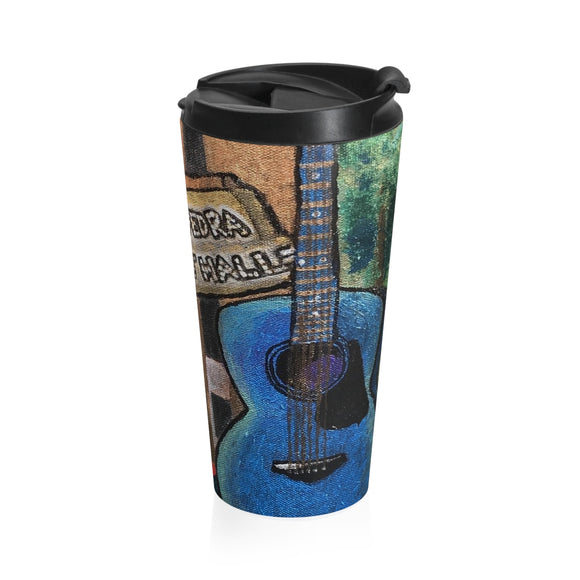 Ponte Vedra Concert Hall Stainless Steel Travel Mug